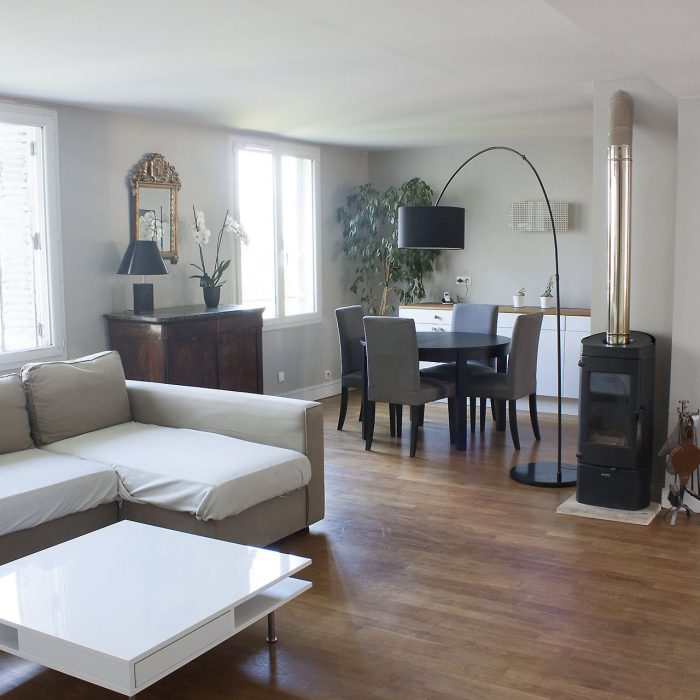 Appartement familial le Chesnay